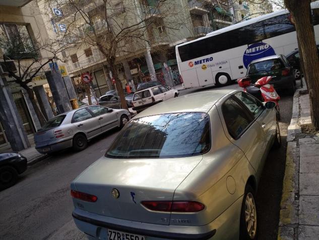 Alfa Romeo 156 2000. Photo 5
