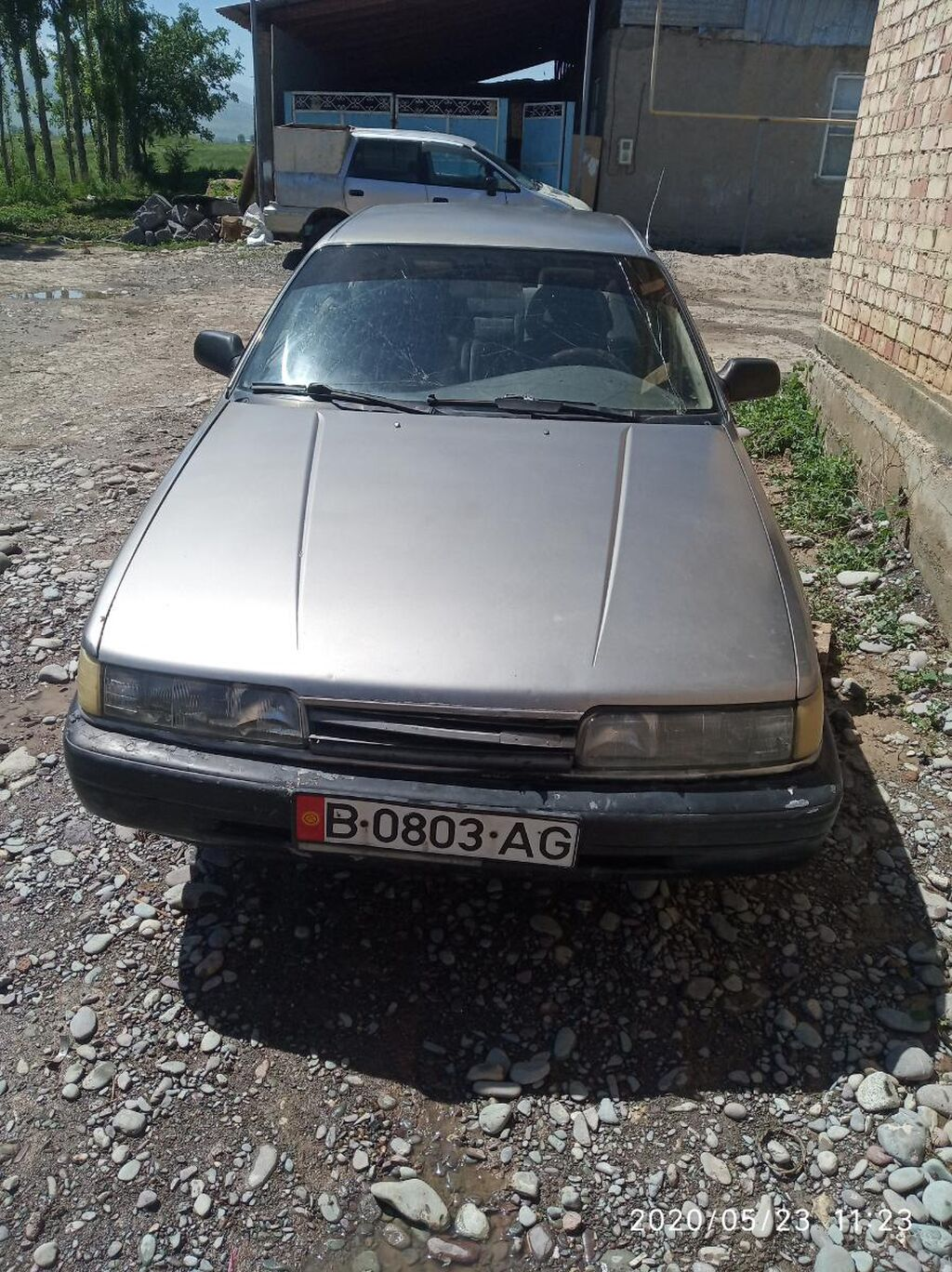 Mazda 626 2 л. 1989 | 88556558 км