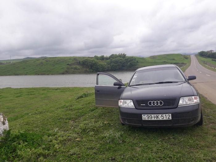 Audi A6 1997. Photo 7
