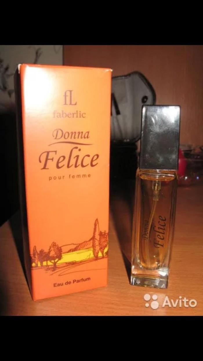 Парфюмерная вода Donna Felice Faberlic от Фаберлик 15 мл