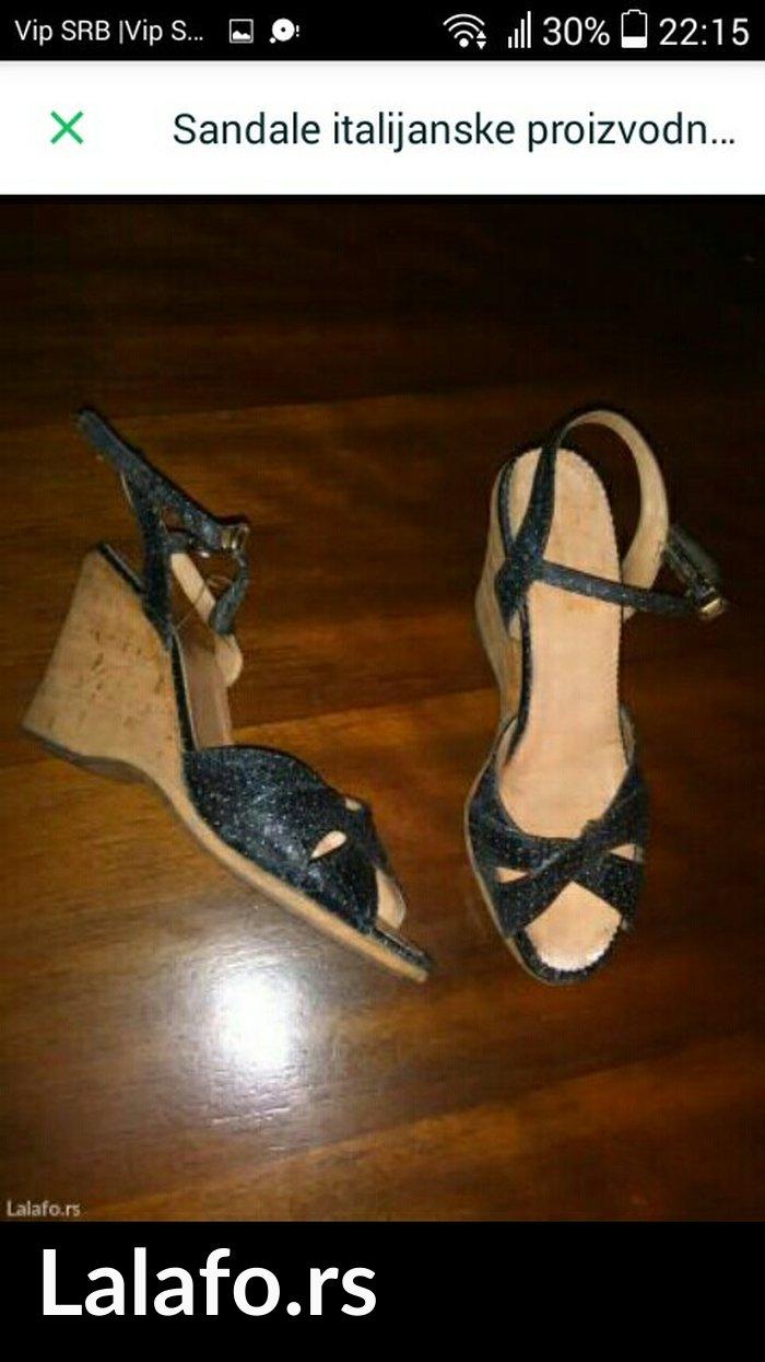 Sandale,  broj 37 - Kovacica