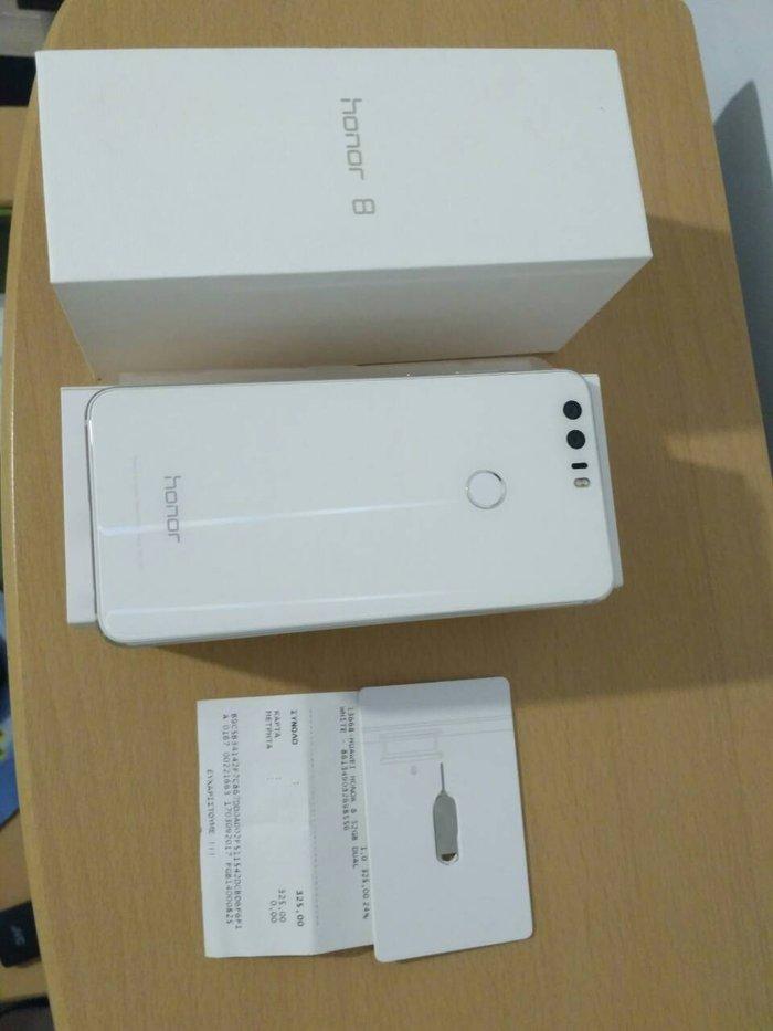 Huawei honor 8 white perla.. Photo 2