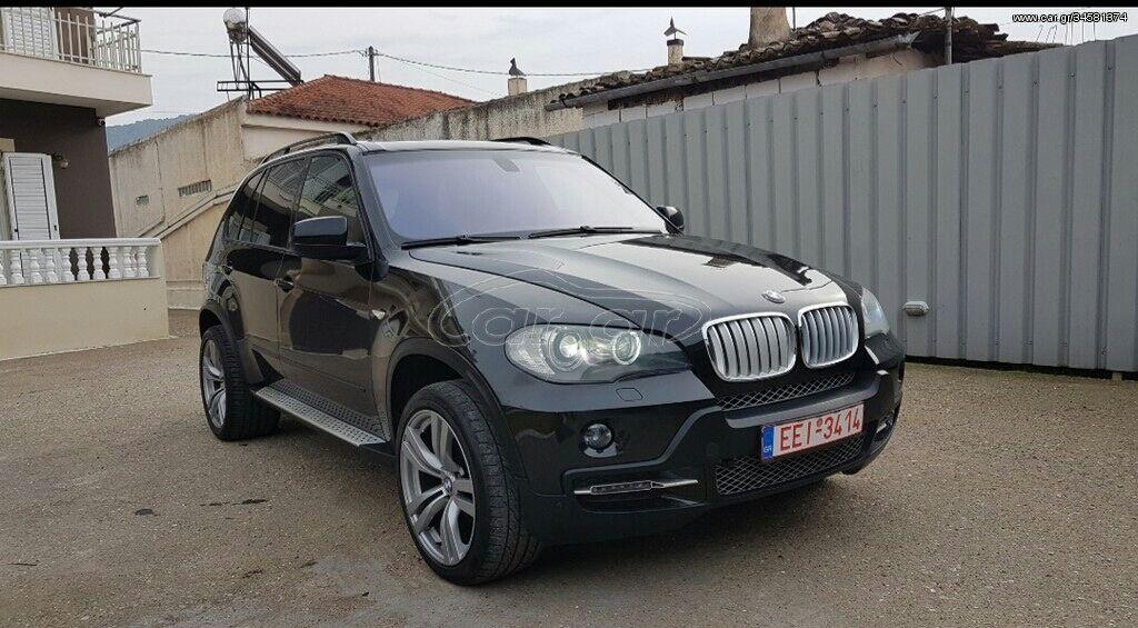 BMW - Ὀλυμπία: BMW X5 3 l. 2008 | 256000 km