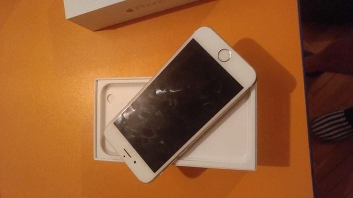 Iphone 6 sim fre icloud fre u savrsenom stanju moze zamenaa. Photo 0