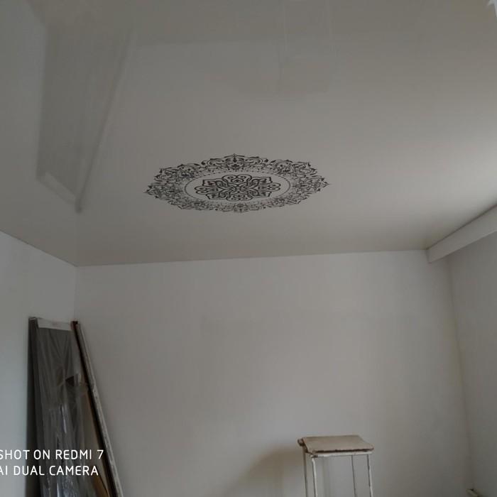 Натяжные потолки. Photo 3