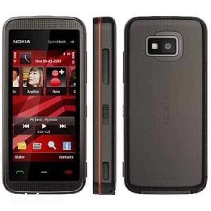 Bakı şəhərində Nokia 5530 wi-fi var, ehtiyat hissəsi kimi satıram, bircə təzə ekran a