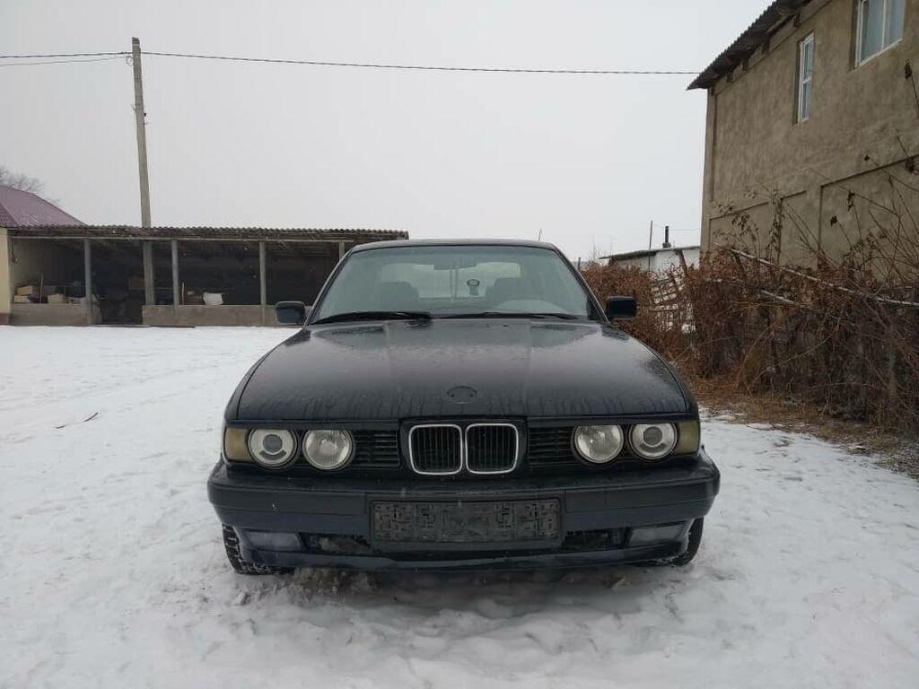BMW 525 2.5 л. 1992: BMW 525 2.5 л. 1992