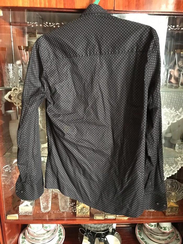 Срочно продам рубашку в новом состоянии slim. Photo 0