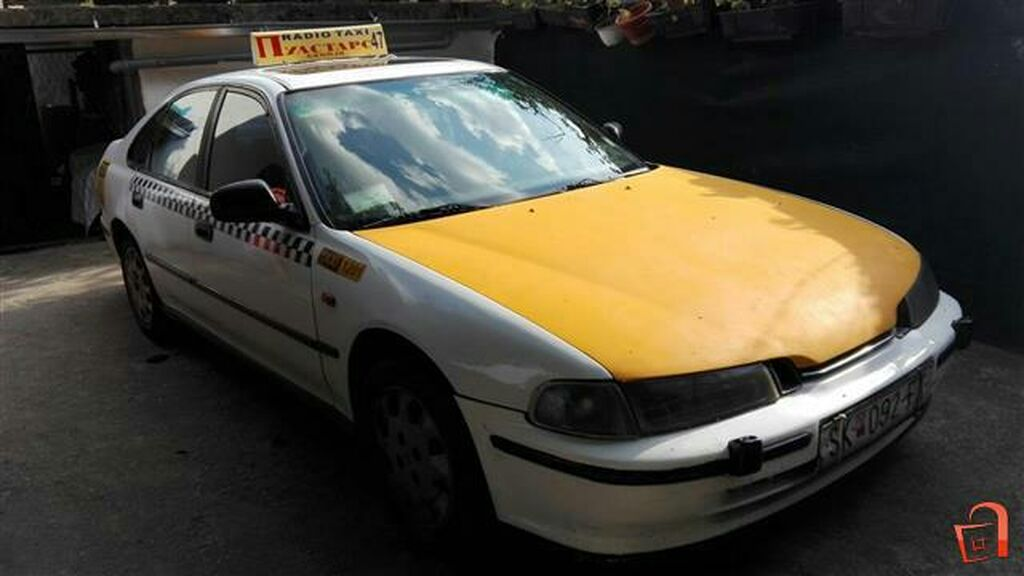 Honda Accord 2 l. 1995 | 55000 km