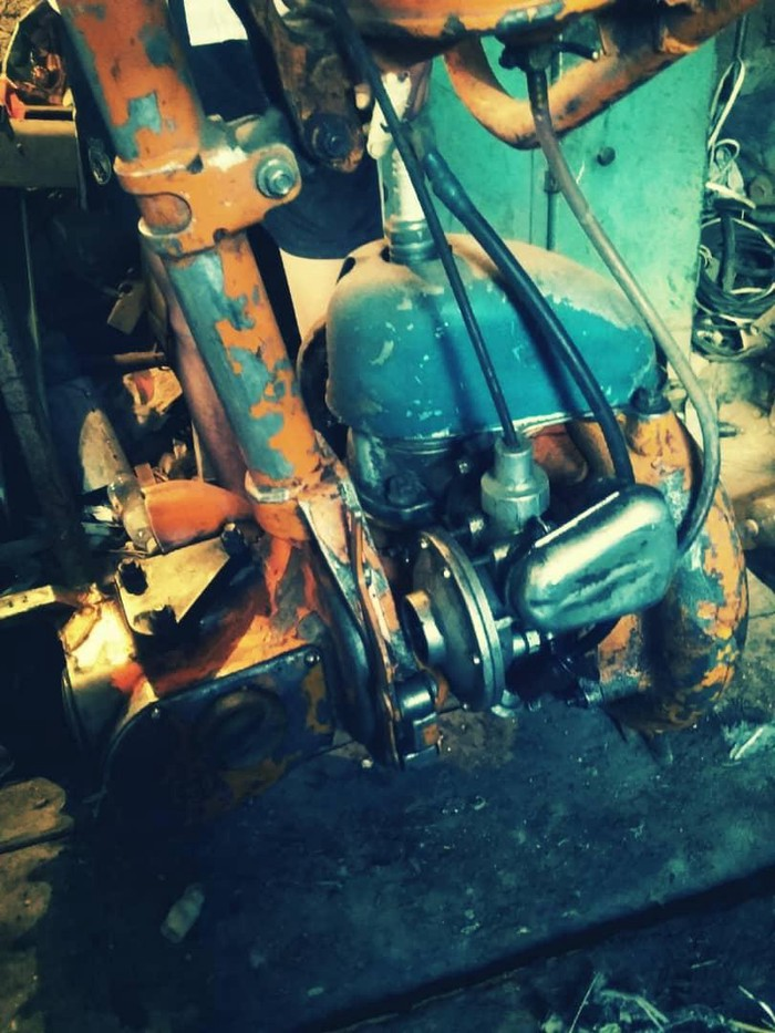 Двигатели станки пилорама бензопилы. Photo 1