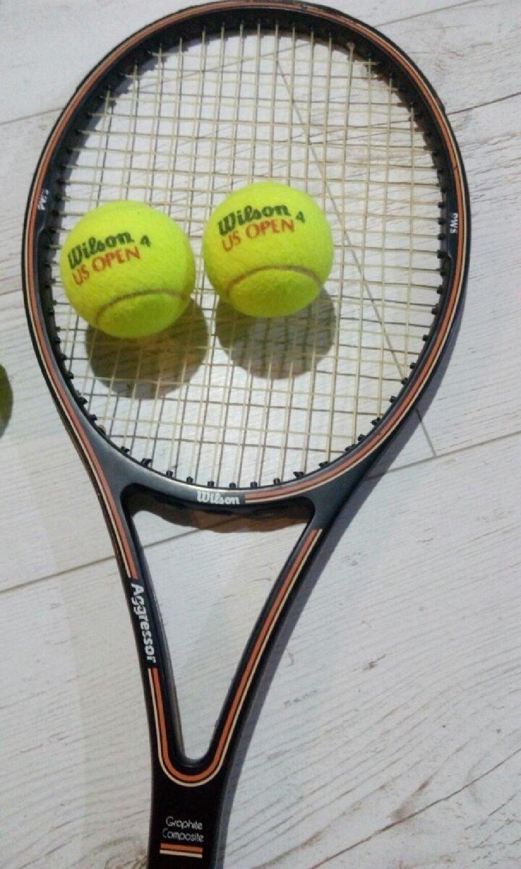 Reketi za tenis 5kom