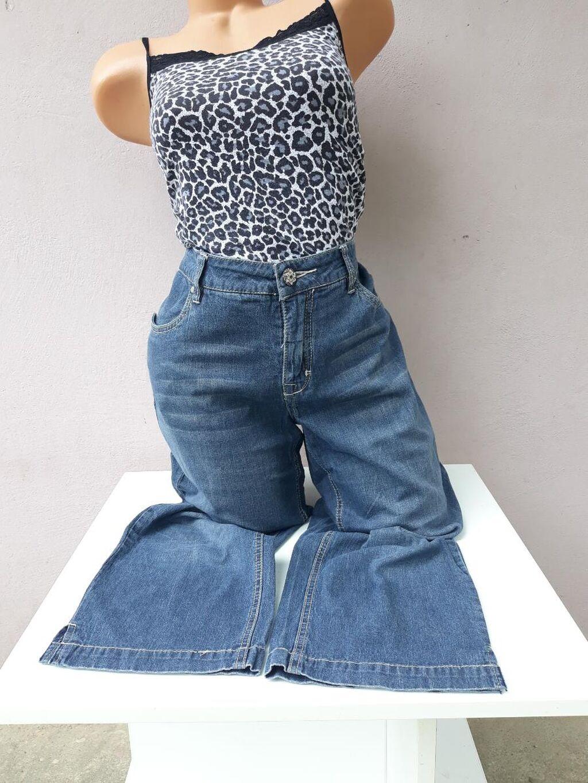 Outfit 3/4 farmerice kao nove bez ikakvih ostecenja