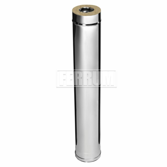 Сэндвич 1 метр для дымохода дефлектор для дымохода купить в белгороде
