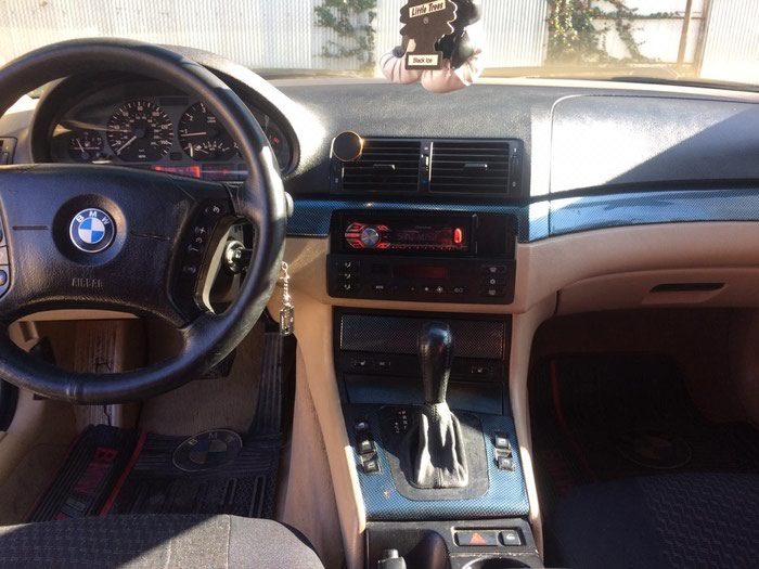BMW 325 2001. Photo 0