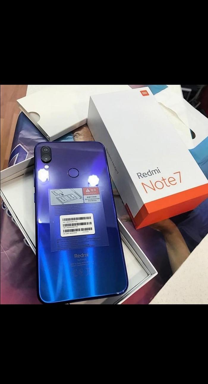 Yeni Xiaomi Redmi Note 7 64 GB göy. Photo 1