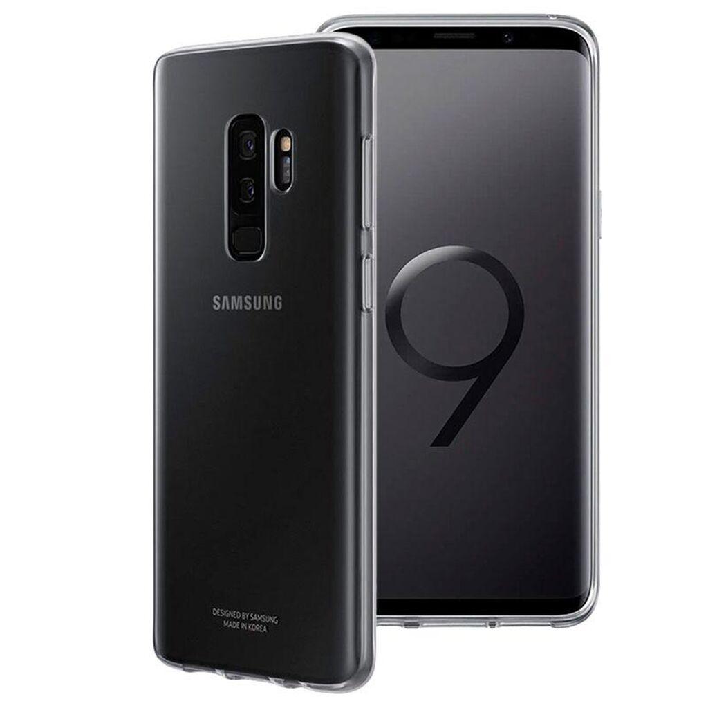 Μεταχειρισμένο Samsung Galaxy S9 Plus 64 GB μαύρος