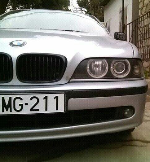BMW 528 1997. Photo 1