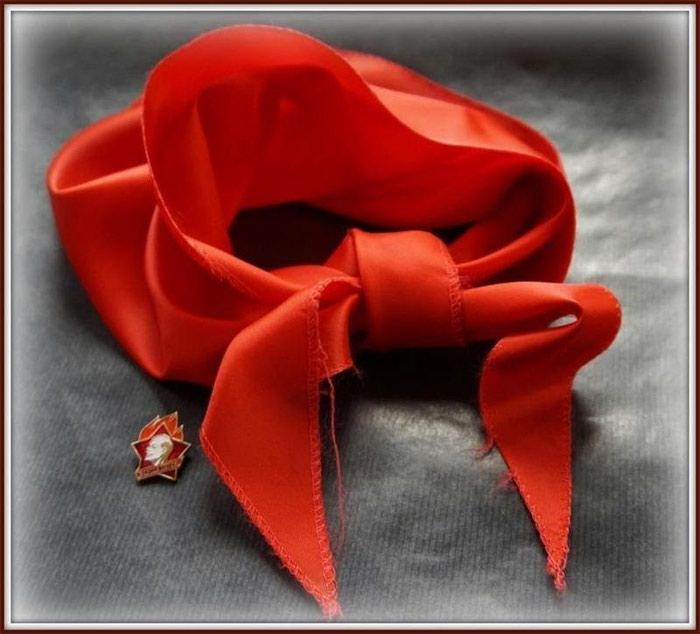 Есть в продаже советские пионерские галстуки. с. Ивановка.. Photo 1