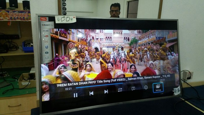 """TCL 32"""" ,40"""",43,49""""and 55""""curve  all model smart and normal available  in Madhyapur Thimi"""