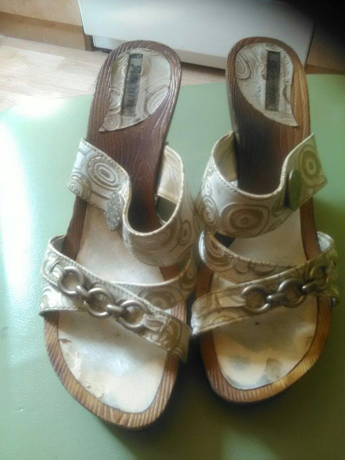 Papuce polovne br. 38