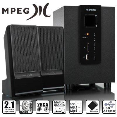 Лучшие акустические системы microlab, в магазине «www