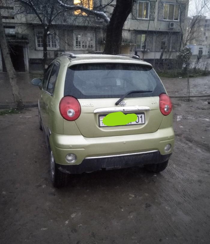 Daewoo Matiz 2008. Photo 2