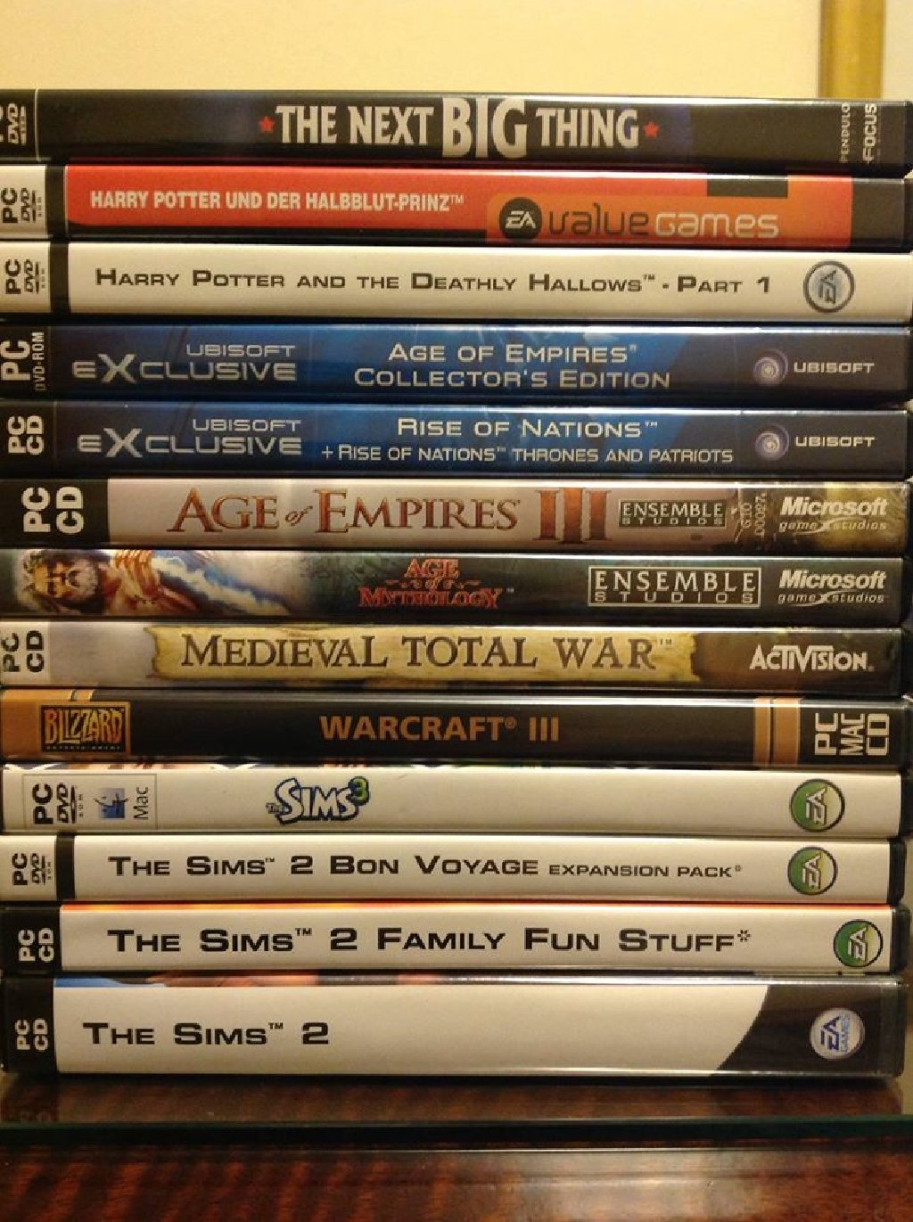 Strategy, Adventure and Fun PC games