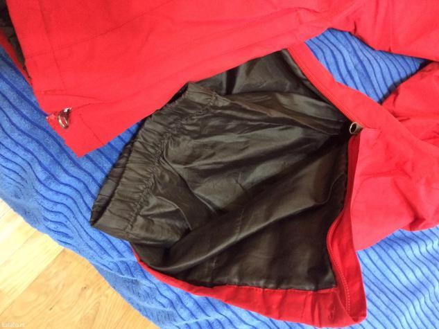 Komplet za skijanje,jakna i pantalone marke etirel za uzrast od 12 - Beograd