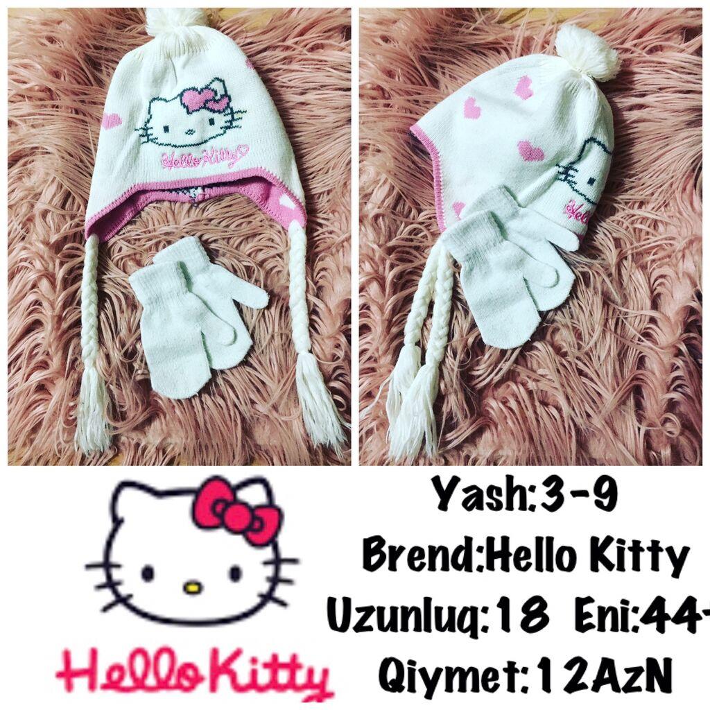 Dest:Yash:3-9 Brend:Hello Kitty Uzunluq:18 Eni:44+ Qiymet:12AzN: Dest:Yash:3-9 Brend:Hello Kitty Uzunluq:18 Eni:44+ Qiymet:12AzN