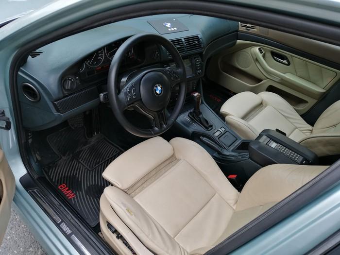 BMW 523 1996. Photo 7