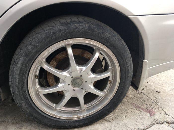 диск R17 на лексус GS300,IS200,Toyota Altezza, Aristo. на летней резин в Кант