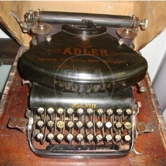 Γραφομηχανή Adler Mod.11 σε Πάτρα