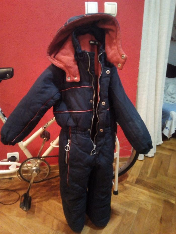 Skafander za dete 5--6 god. kao nov je. mozda dva puta obučen. . Photo 2