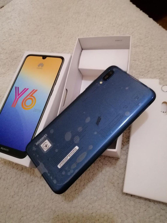 Huawei Y6 2019 novo