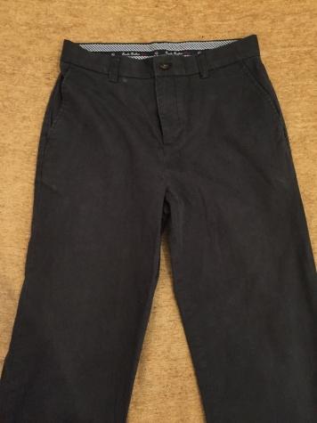 Παιδικά Τζιν και Παντελόνια - Βόρεια & Ανατολικά Προάστια: Boys cotton pants . Bought 70€ Age 11-12  Used very good condition