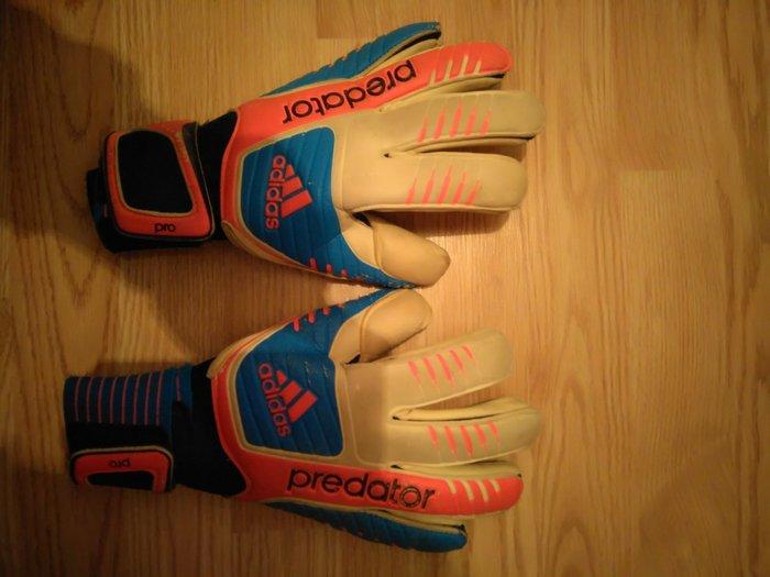 Adidas rukavice velicina 8 malo korisćene u odlicnom stanju - Beograd