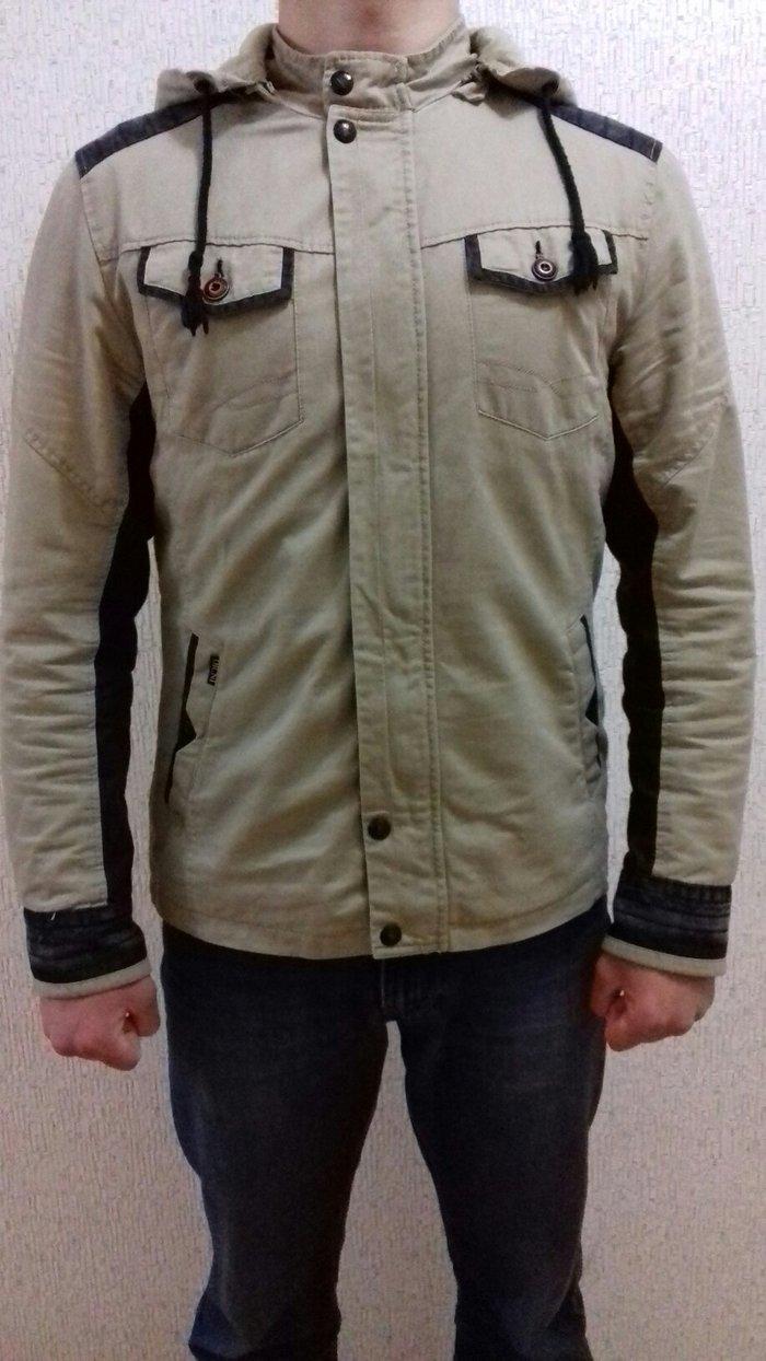 101606146ff продаю куртку размер 52 за 1000 KGS в Бишкеке  Мужские куртки на ...