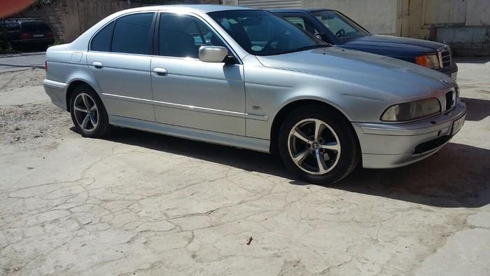 BMW 520 2001. Photo 3