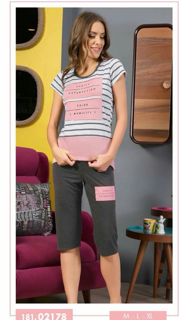 Удобная практичная одежда для дома. Photo 4