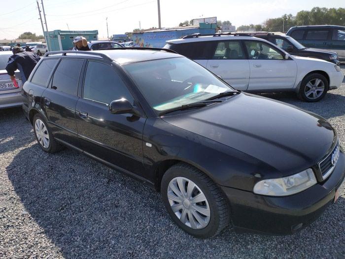 Audi A4 2001. Photo 3