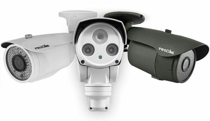Установка и настройка камера наблюдения. Photo 0