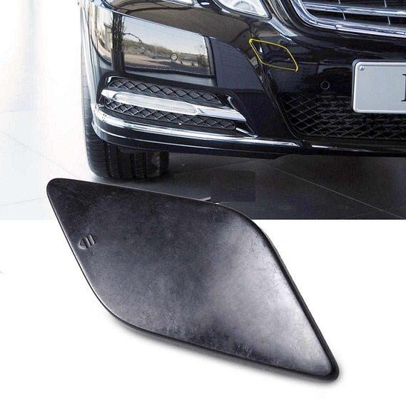 Буксировочная заглушка Мерседес Бенс Е класс W212. . Photo 2