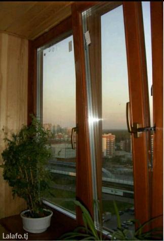 Производим пластиковые окна и двери в Душанбе