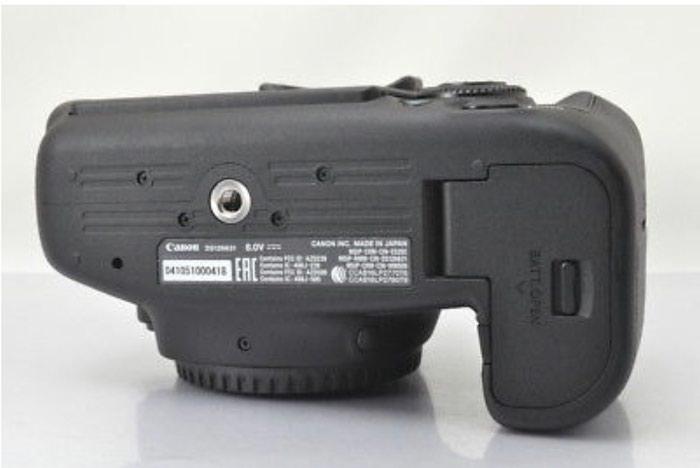 Canon EOS 6D Mark II Digital SLR Camera Body 26.2 MP Full-Frame . Photo 4
