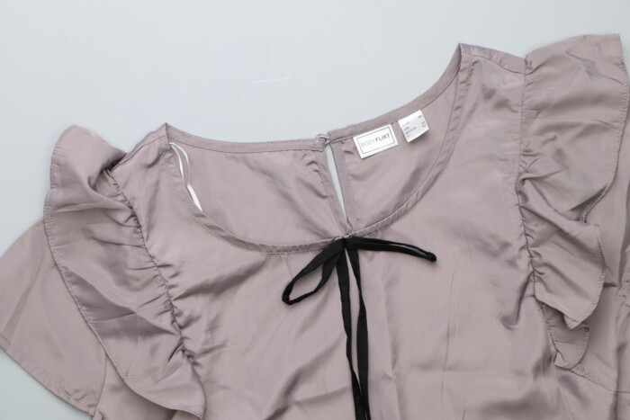 Жіноча блуза з коротким рукавом BodyFlirt, р. M   Довжина: 73 см Ширин: Жіноча блуза з коротким рукавом BodyFlirt, р. M   Довжина: 73 см Ширин
