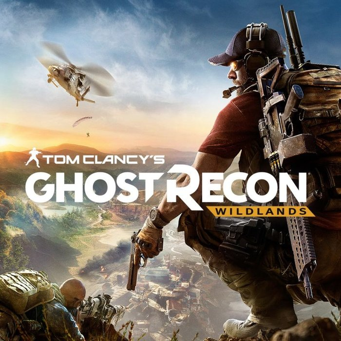 Tom Clancy's - Ghost Recon Wildlands igra za pc (racunar i - Boljevac