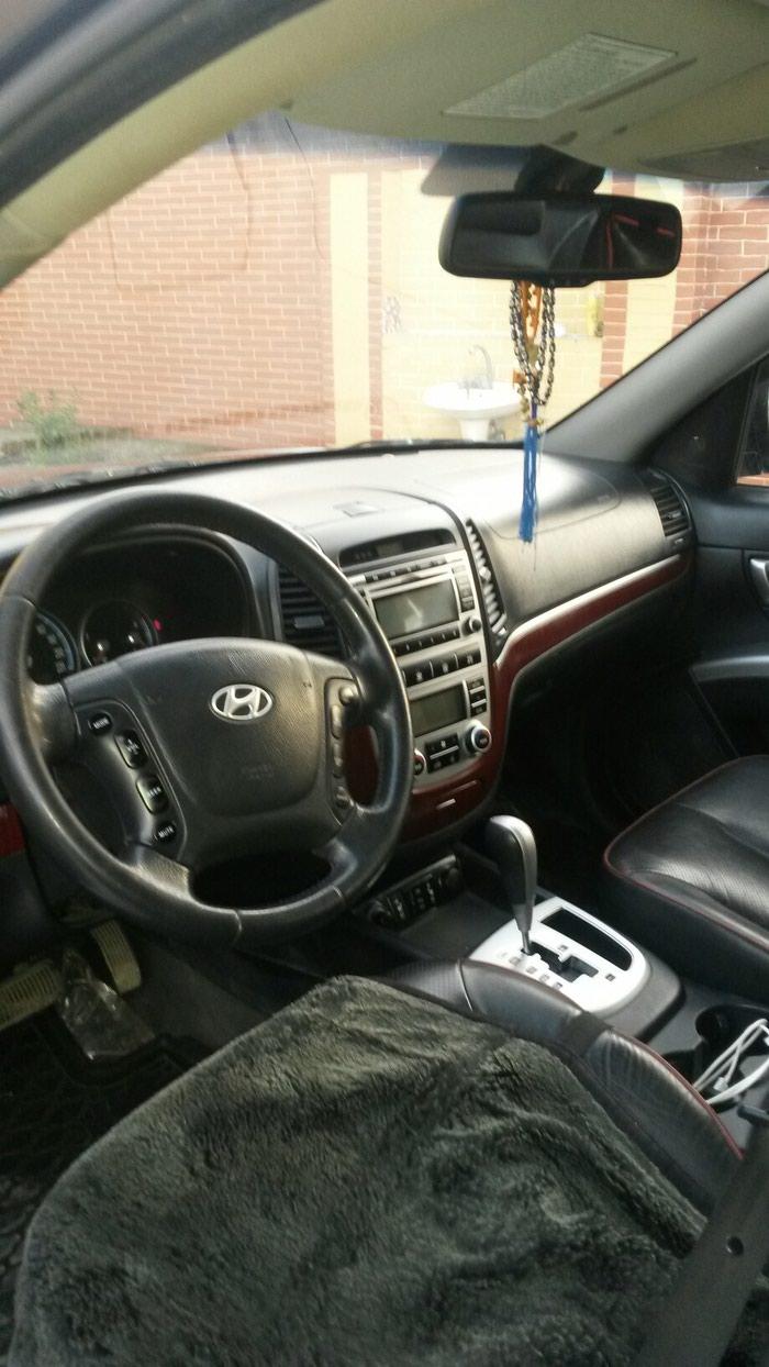 Hyundai Santa Fe 2009. Photo 3