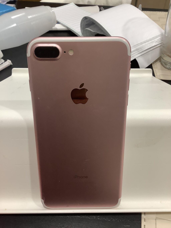 IPhone 7 Plus | 32 GB | Rose Gold | Χρησιμοποιείται: IPhone 7 Plus | 32 GB | Rose Gold | Χρησιμοποιείται