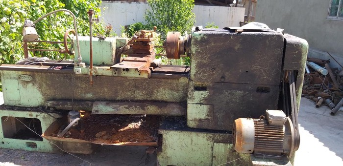 Токарный станок  1А625П. Photo 0