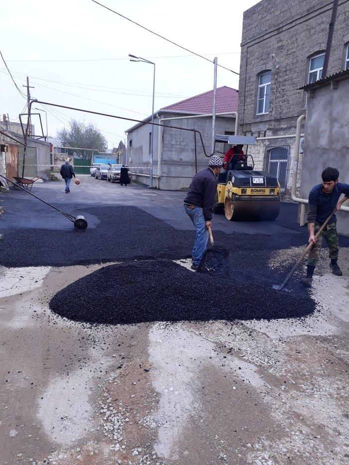 Asfal işleri gorürük münasib qimetə . Photo 0